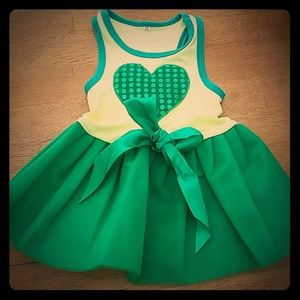 Other - Green Dog Dress